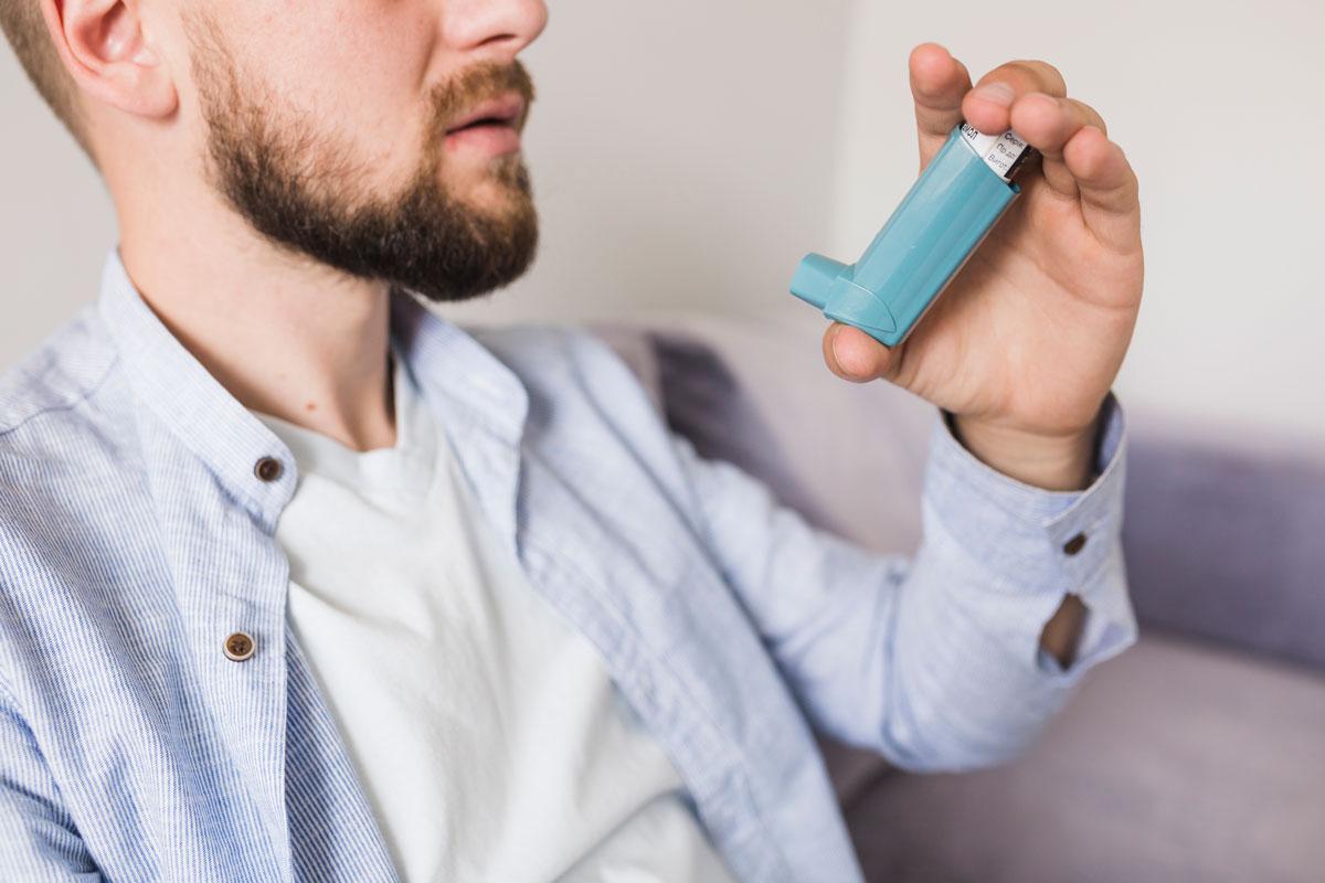 Cuidados para tu boca si usas inhaladores