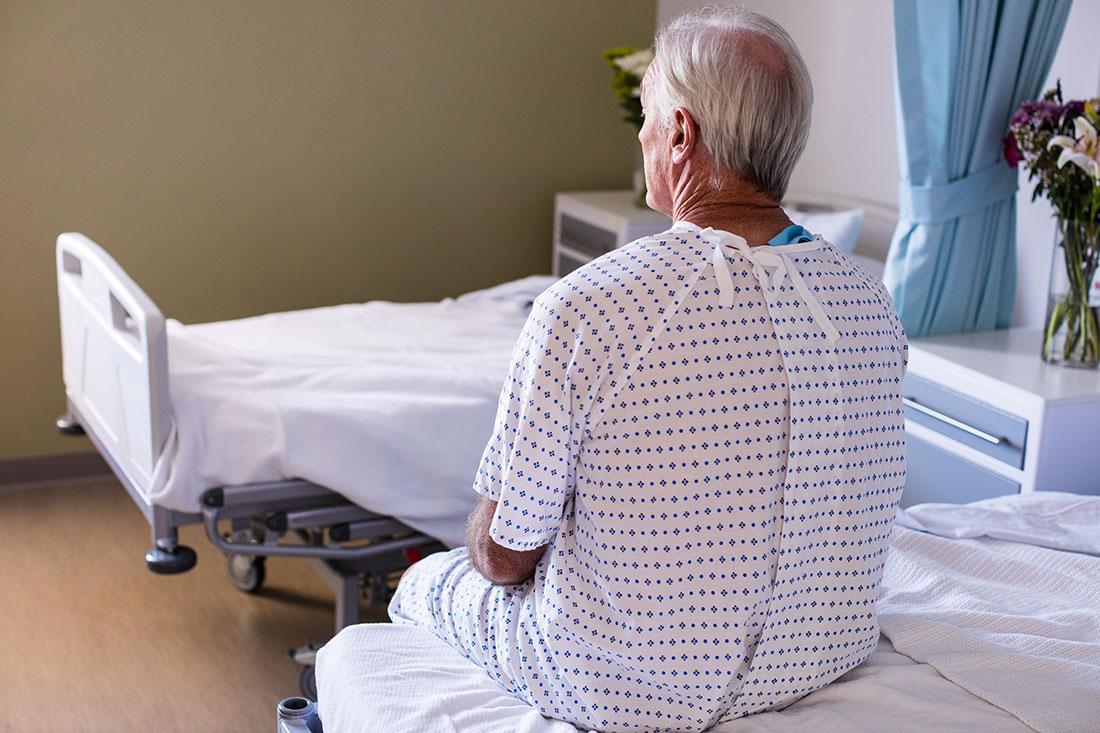 Beneficios para la salud de una cama articulada para mayores
